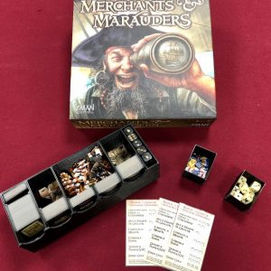 Merchants and marauders insert