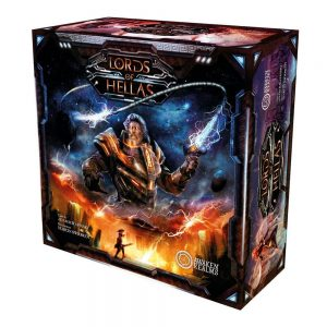 Lords of Hellas Box