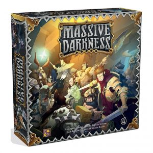 Massive Darkness box