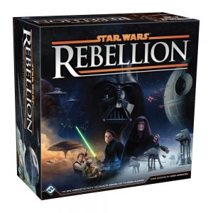 Star Wars Rebellion box