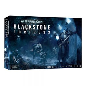 Warhammer Quest Blackstone Fortress Box