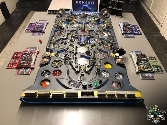 Nemesis 3D Board