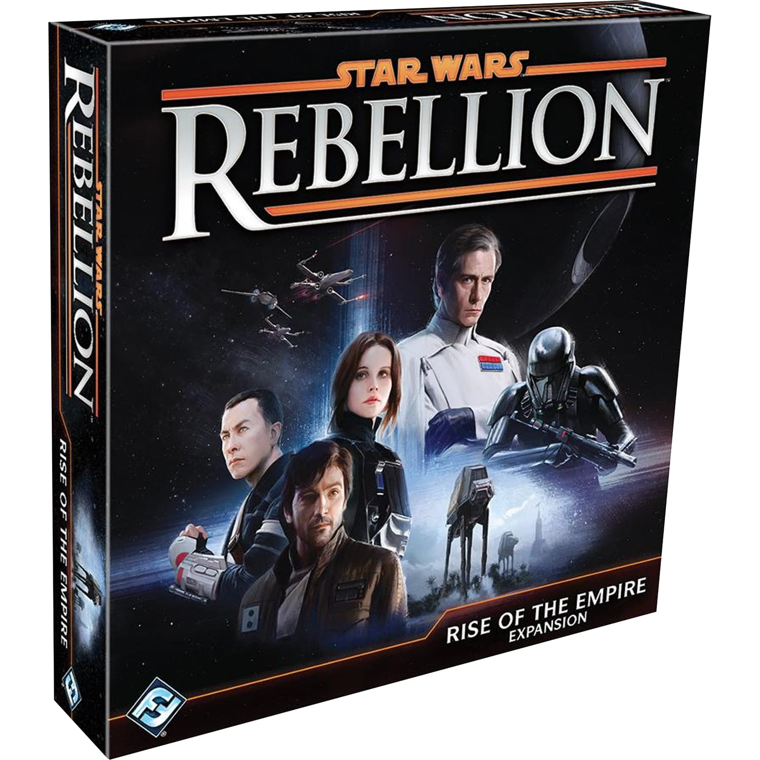 Star Wars Rebellion Rise Of The Empire Next Level Board Gaming