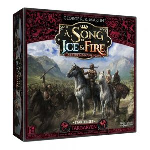 A Song of Ice and Fire Targaryen Starter Set