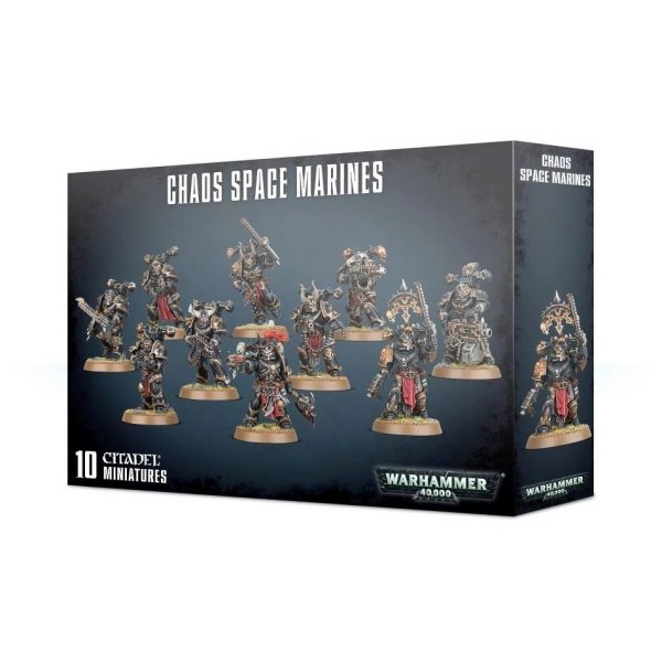Chaos Space Marines (40000)