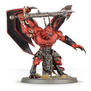 Slaves to Darkness - Daemon Prince (Sigmar)