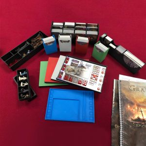 Tainted Grail: The Fall of Avalon – Quickplay Box Insert