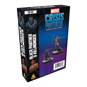 Marvel: Crisis Protocol - Black Panther and Kilmonger