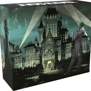 Arkham Asylum expansion