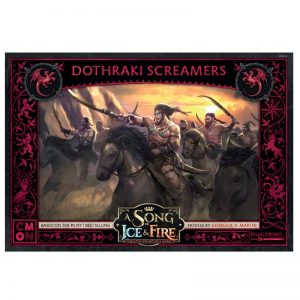 Dothraki Screamers