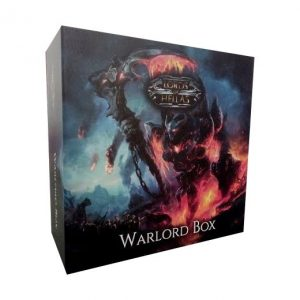 Lords of Hellas - Warlord box