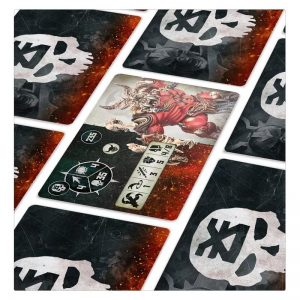 Warcry Blades Of Khorne Bloodbound Cards