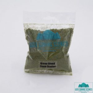 Green Blend Foam Scatter b-Geek-Gaming-Scenics