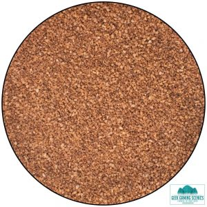 Modelling sand 0.5 mm earth brown