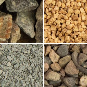 Modelling Sand & Stones