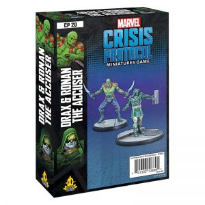 Marvel CP - DRAX and Ronan the Accuser