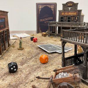Deadwood 1876 - Buildings