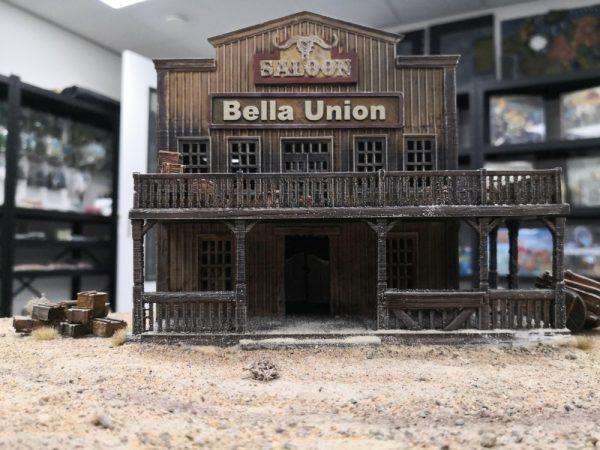 Wild West Building Bundle