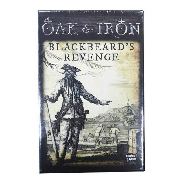 Oak & Iron - Black Beard's Revenge Expansion